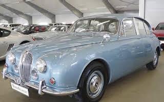 Jaguar Mk2 Rent Praha