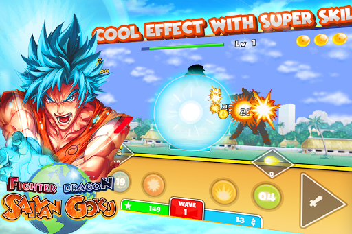 Dragon Ballz Fighter  screenshots EasyGameCheats.pro 5
