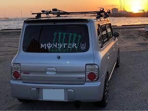 アルトラパン HE21S 平成18年式 4WD 5MTのカスタム事例画像 wukkeeyさんの2020年02月18日12:08の投稿