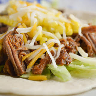 Electric Pressure Cooker Taco Beef.