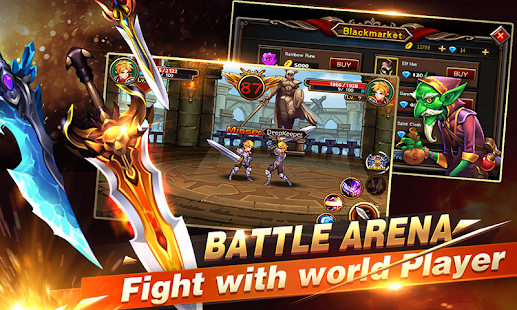 Brave Fighter2: Frontier Free Screenshot