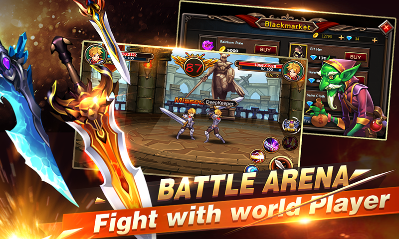 Brave Fighter2: Frontier Free- screenshot