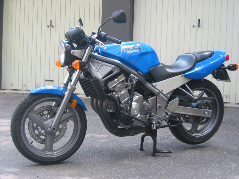 Honda CB 400 F - CB 1-manual-taller-despiece-mecanica