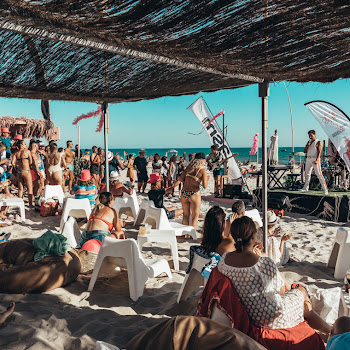 Taganga Pink Beach Party