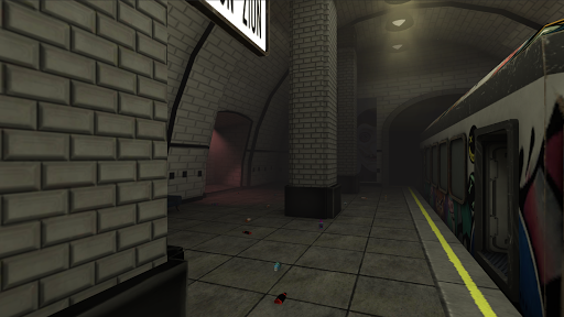 Smiling-X 2: The Resistance survival in subway. 1.0.1 screenshots 5