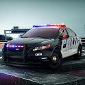 Police Car Parking Game 2020 : Car Parking 3d Game icon