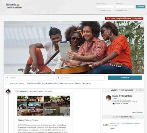Nouvelle Communauté screenshot 5