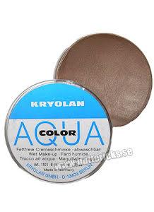 Aquasmink, liten/brun