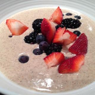 Energy Boosting Breakfast Cereal.