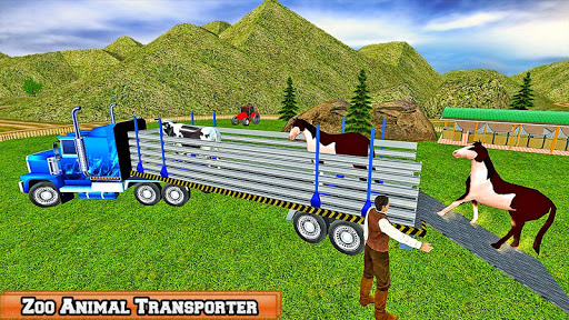 Animal Truck Transporting Adventure 2018 for PC