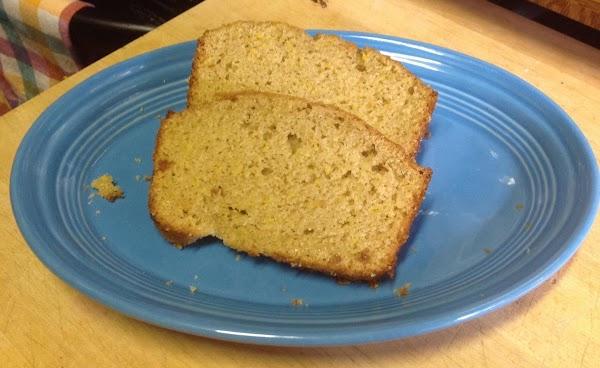 Lemony Summer Squash Bread Recipe