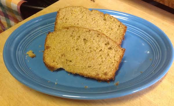 Lemony Summer Squash Bread Recipe