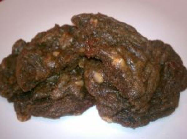 Triple Chocolate Toffee Cookies Recipe