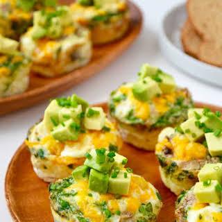 Egg White Breakfast Muffins Recipes.