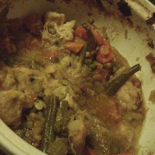 Mum's Chicken Casserole