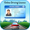 Online Indian Driving License Apply Guide icon