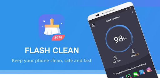 Flash Cleaner & Booster App for PC
