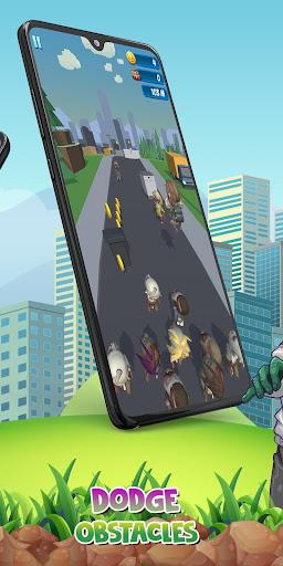 Zombump: Zombie Endless Runner 1.5 screenshots 5