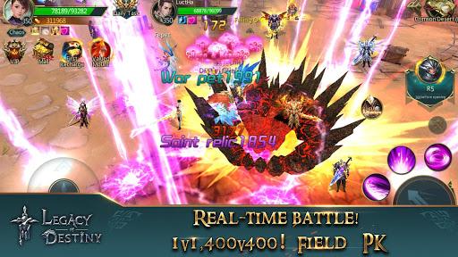 Legacy of Destiny - Most fair and romantic MMORPG 1.0.12 screenshots 5