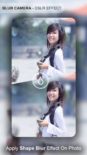 blur image background - blur shape editor app screenshot 2