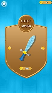 Sword Hit : Sword Vs Shield Screenshot
