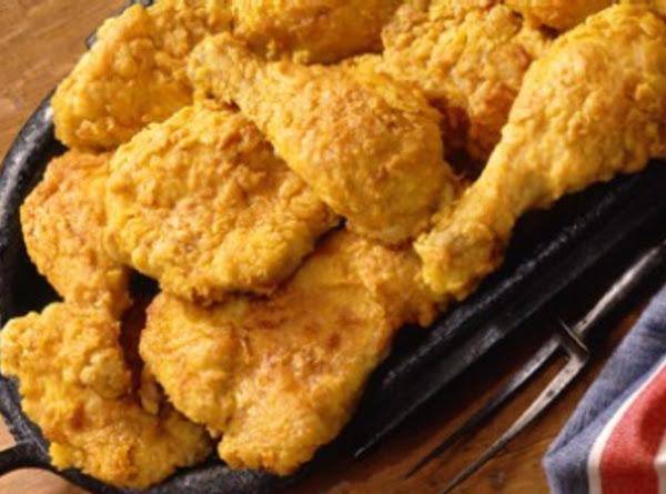 Lemonade Oven Fried Chicken Recipe