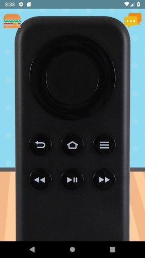 Remote Control For Amazon Fire Stick TV-Box 7.1.05 screenshots 1