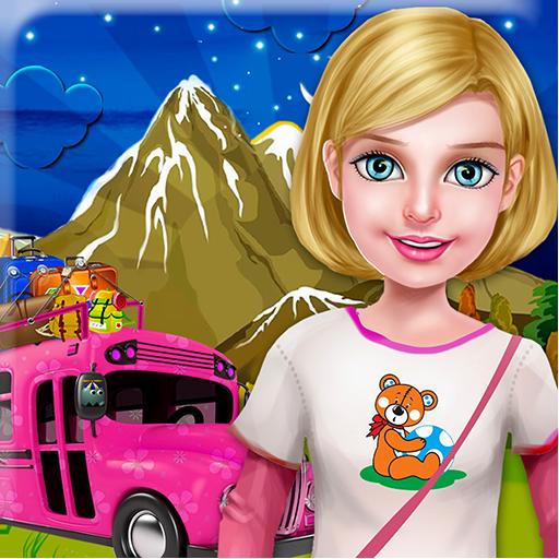 休闲のマウンテンキャンプの女の子のゲーム LOGO-記事Game