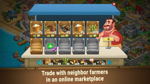 Farm Dream: Village Harvest - Town Paradise Sim 1.3.0 screenshots 4