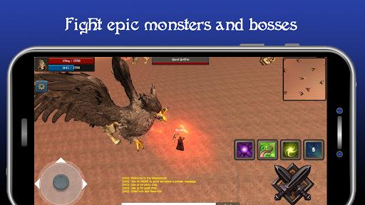 Wastelands - Open World MMORPG 0.18.1 screenshots 1