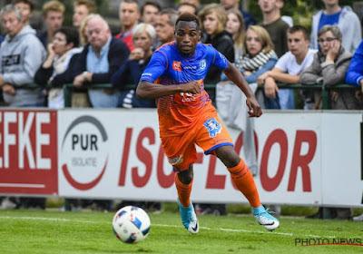 Elton Kabangu verlaat AA Gent en gaat aan de slag bij Willem II