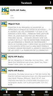KCPS Radio - náhled
