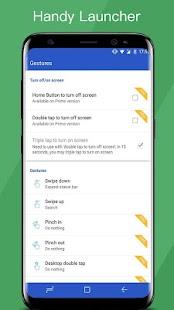 SS S8 Launcher for Galaxy S8/S7/S4 Launcher Theme Screenshot