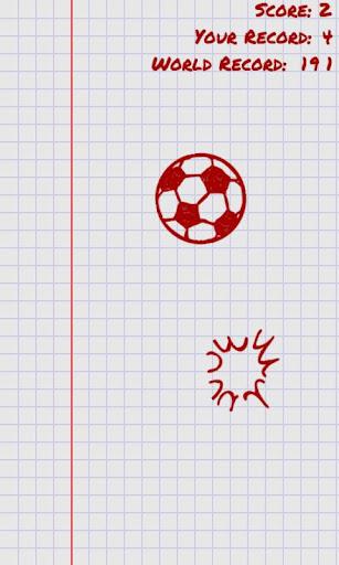 Juggle the Doodle screenshot 4