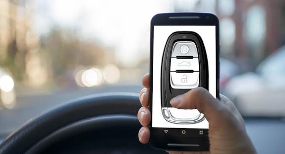 Car Remote Control Key - náhled