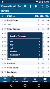 Primera División Pro - náhled