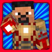 Skins Superhero in Minecraft