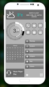 Elegant Launcher 2 - 2018, Free Launcher Theme 2.0 (AdFree)