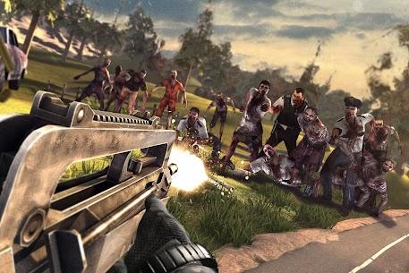 تحميل لعبة Zombie Frontier 3 v2.36 مهكرة للأندرويد آخر إصدار 1