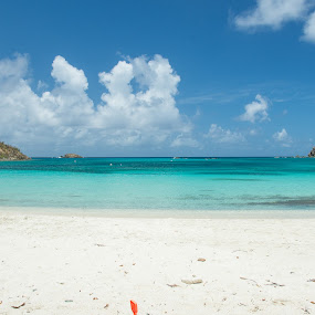 Paradise by Gabriela Zandomeni - Landscapes Beaches ( vacations, st john, paradise )