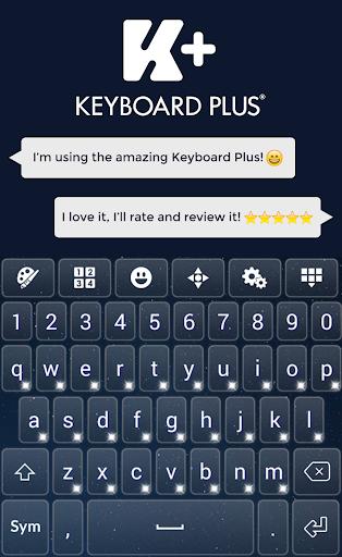 Remote Stars Keyboard
