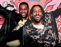 Elijah Johnson, Fredrick Johnson and Aaron Johnson photo
