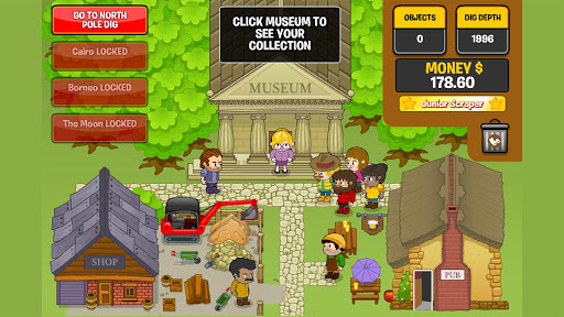 Big Dig Treasure Clickers 1.4.11 screenshots 2