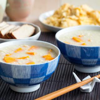 Chinese Millet Porridge.