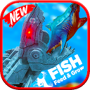 feed and grow -Mecha fish