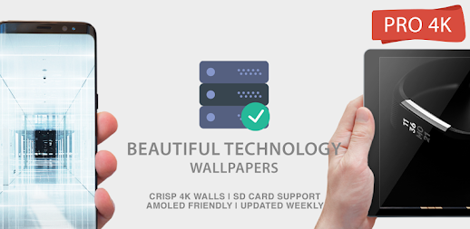 Technology Wallpapers 4K Technology Backgrounds APK