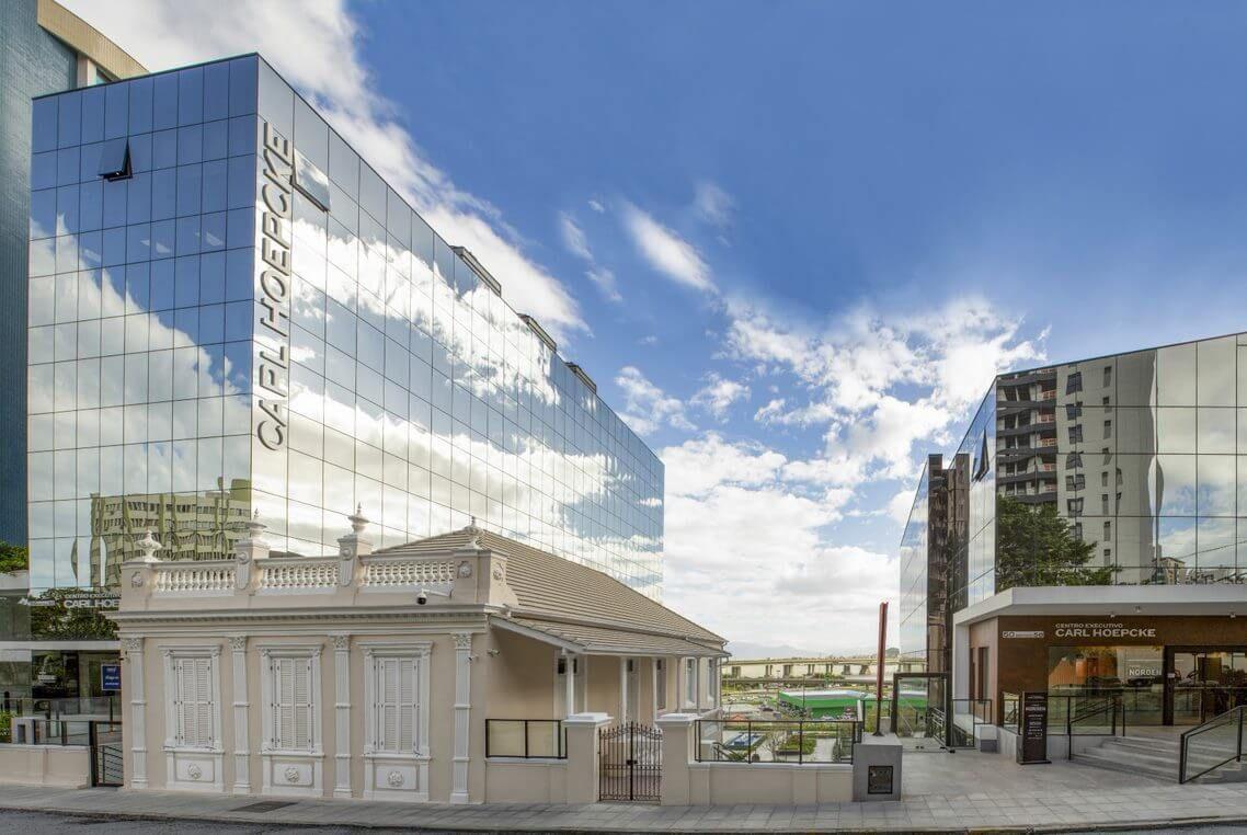 Sala para alugar, 182 m² por R$ 10.900,00/mês - Centro - Florianópolis/SC