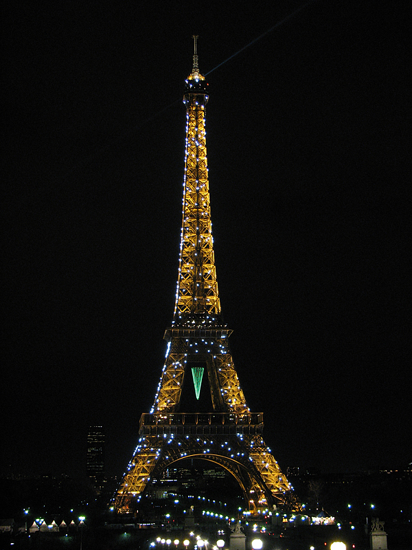 Tour Eiffel by night di pippo