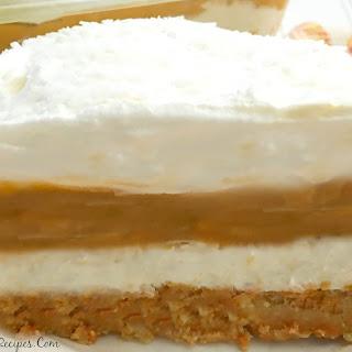 Pumpkin Cheesecake Lasagna!.