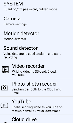 USB endoscope camera + Android 9 screenshot 5